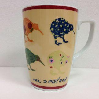 Kiwi Applique Cup