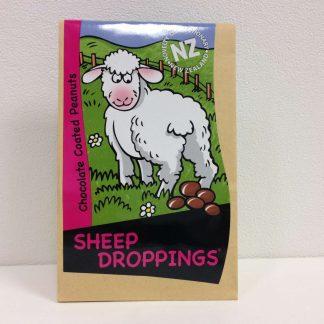 Sheep Droppings