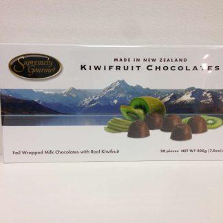 Kiwifruit Chocolates