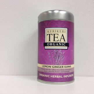 Lemon Ginger Kawa Tea