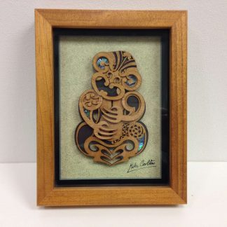 Framed Tiki