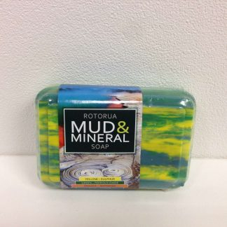 Mud & Mineral Soap