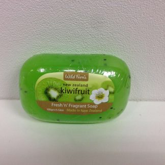 Wild Ferns Kiwifruit Soap