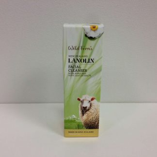 Wild Ferns Lanolin Facial Cleanser