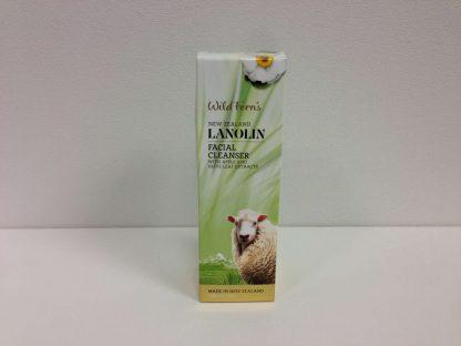 Wild Ferns Lanolin Facial Cleanser