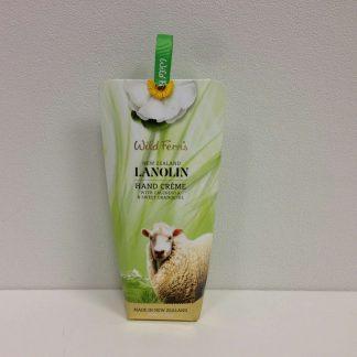 Wild Ferns Lanolin Hand Creme