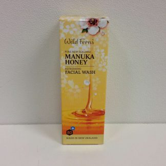 Wild Ferns Manuka Honey Facial Wash