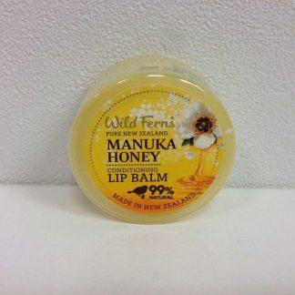 Wild Ferns Manuka Honey Lip Balm Lip Balm
