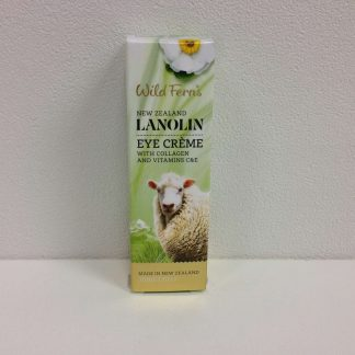 Wild Ferns Lanolin Eye Creme