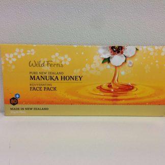 Wild Ferns Manuka Honey Face Pack
