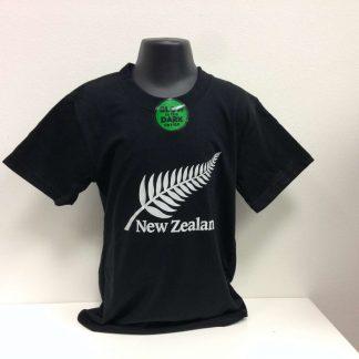 Night Glow Fern T-shirt