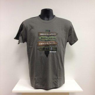 Sheep Station-Bar T-shirt