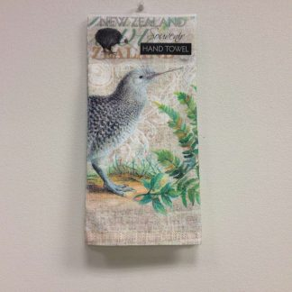 Kiwi Fern Hand Towel