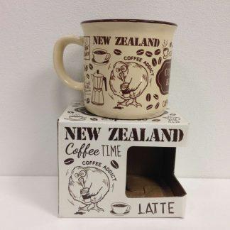 Coffee Kiwis Coffee Mug