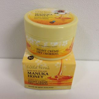 Wild Ferns Manuka Honey Enriching night creme