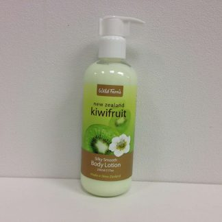 Wild Ferns Kiwifruit Body Lotion