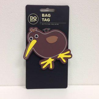 kiwi Bag tag