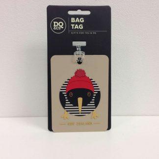 kiwi mates bag tag