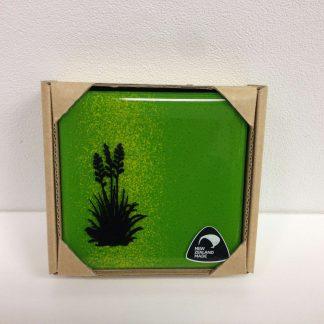 Flax Coasters