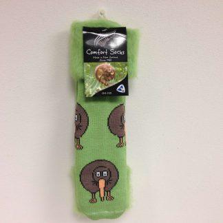 Green Comfort Socks