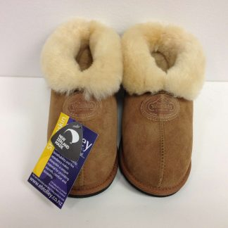 Toni New Zealand Sheepskin Slipper