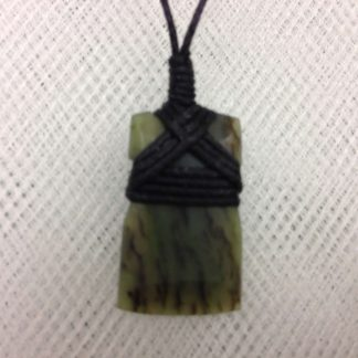 New Zealand Greenstone Toki