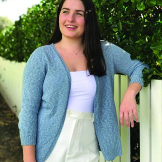 Cotton and Linen Frankie ocean Cardigan
