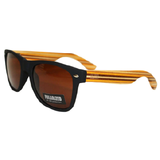 Moana Road 50/50 Sunglasses with Striped Arms