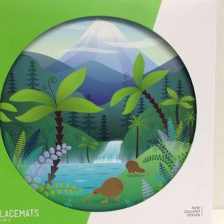 NZ Scene Kiwi Placemats