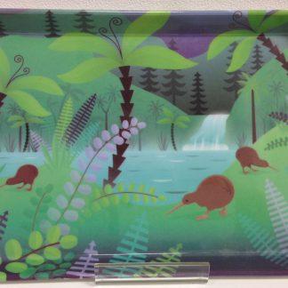 NZ Scene Kiwi Tray