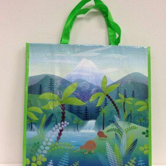 NZ Scene Kiwi Shopping Bag
