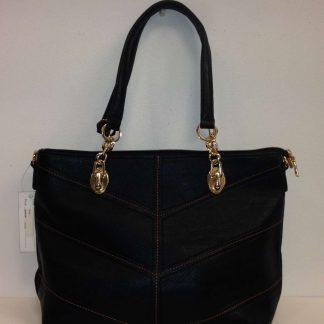 Black Bella Ricca Handbag