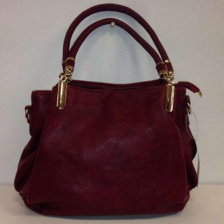 Red Bella Ricca Handbag