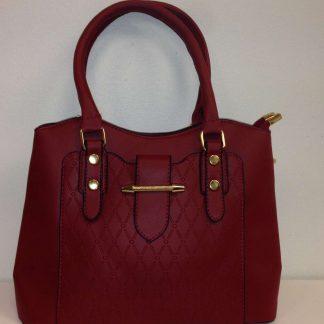 Zoes Red Handbag