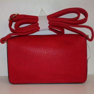 Aly Crossover Handbag - Camel