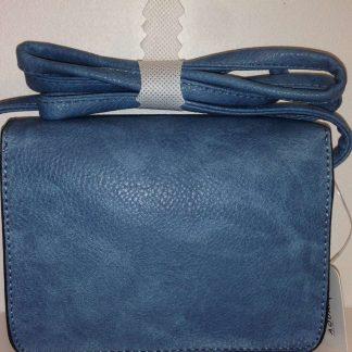 Aly Crossover Handbag - Blue