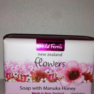 Flowers - Soap