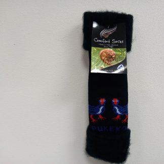Pukeko Bed Socks