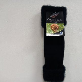 Black Bed Socks