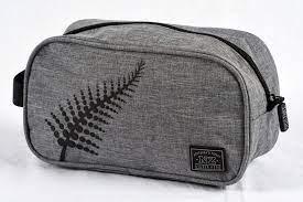 silver fern wash bag