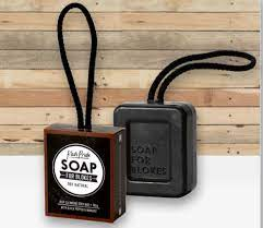 Kiwi Pride Soap on a Rope
