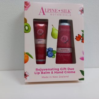 Alpine Silk Botanicals Rosehip Gift Duo