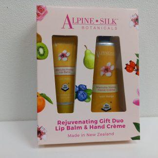 Alpine Silk Botanicals Manuka Honey Gift Duo